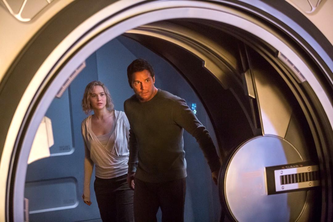 Passengers: Clips zum Sci-Fi Abenteuer - Bild 11 von 25