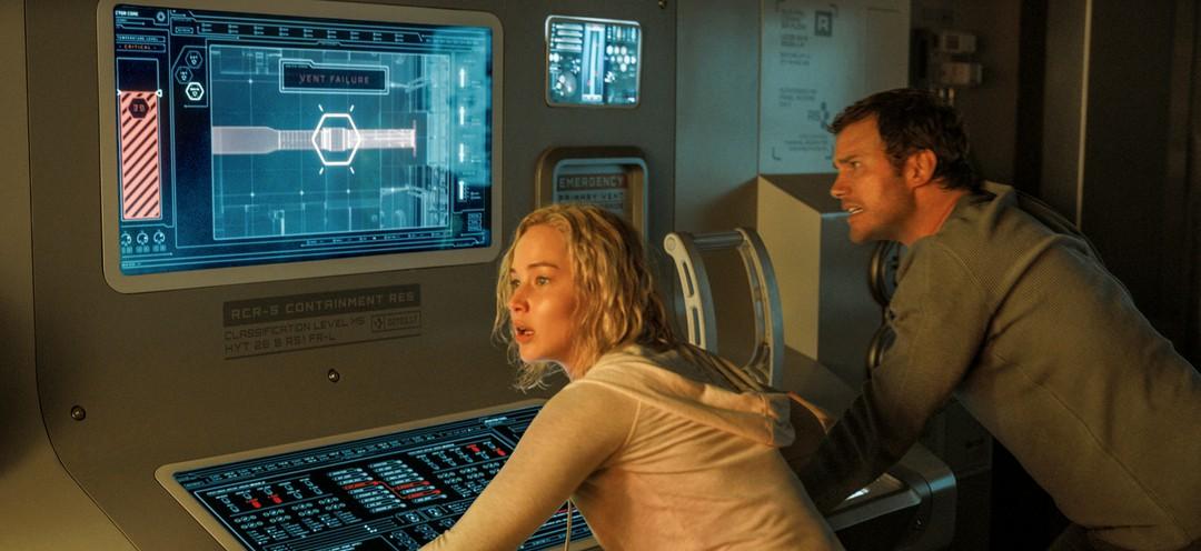 Passengers: Clips zum Sci-Fi Abenteuer - Bild 23 von 25