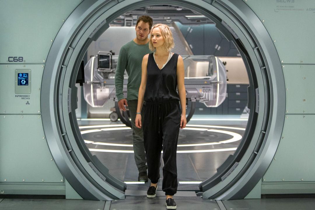 Passengers: Clips zum Sci-Fi Abenteuer - Bild 8 von 25