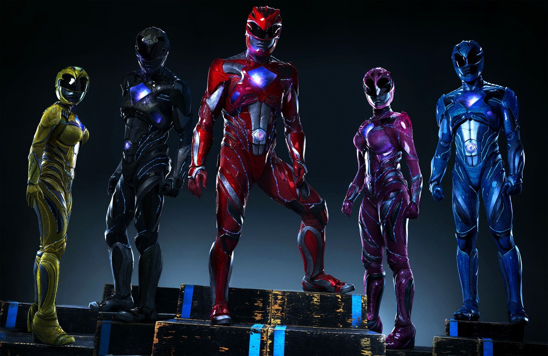 Power Rangers 2017 - Bild 2 von 30