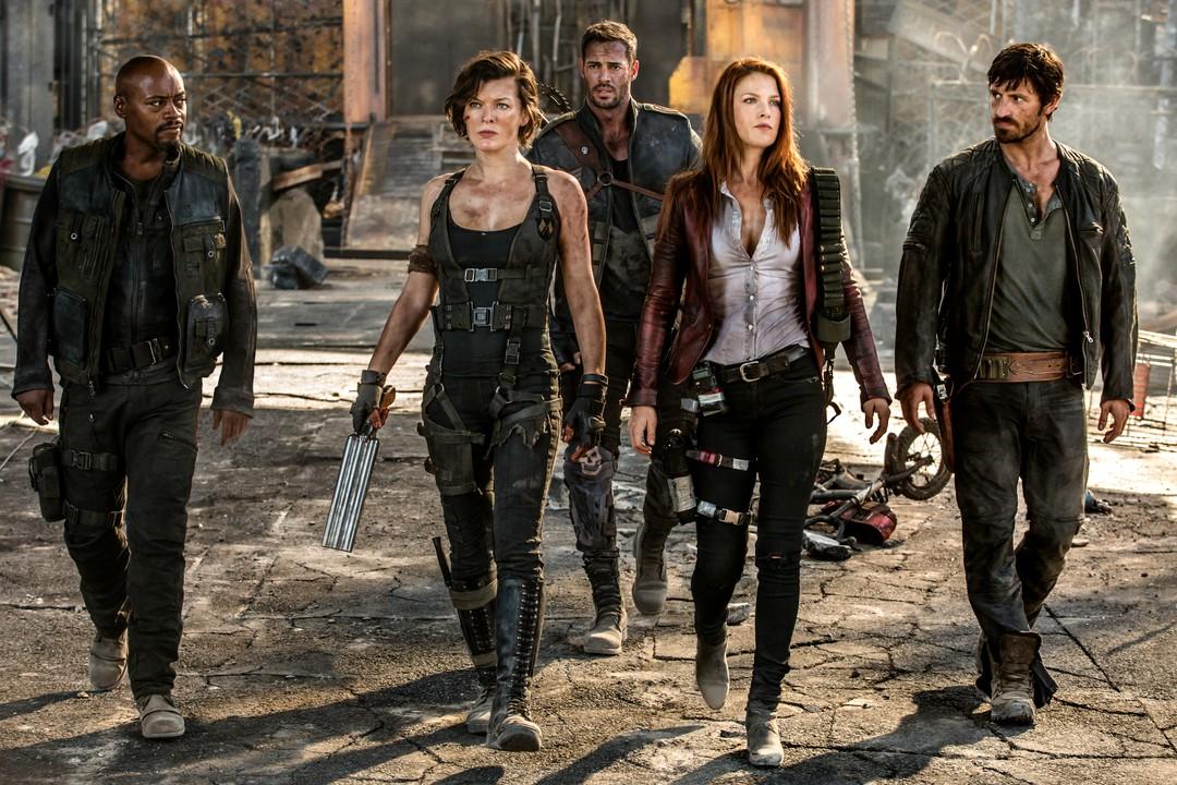 Vorgestellt: Abigail in Resident Evil 6 - Bild 11 von 16