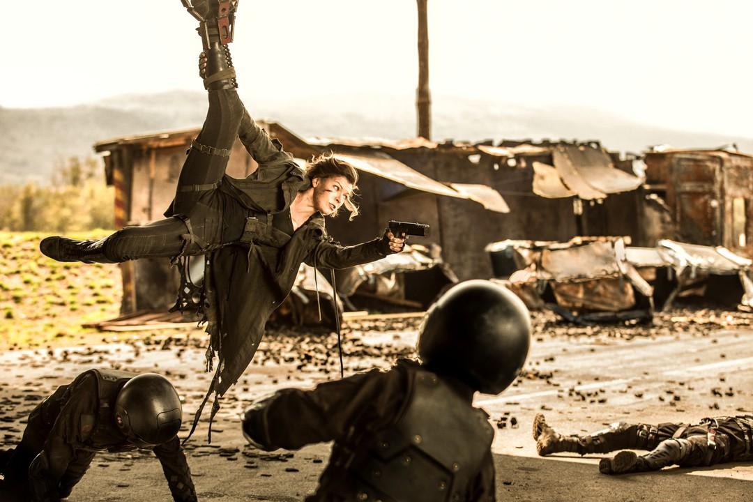 Resident Evil 6 - The Final Chapter - Bild 16 von 16