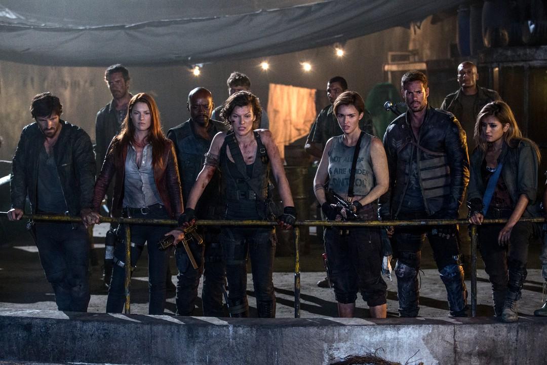 Resident Evil 6 - The Final Chapter - Bild 5 von 16