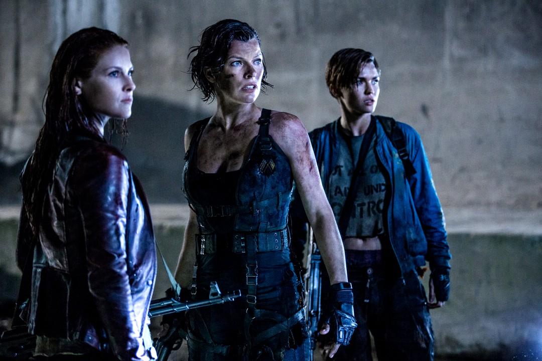 Resident Evil 6: Blu-ray Release Datum steht fest - Bild 1 von 16