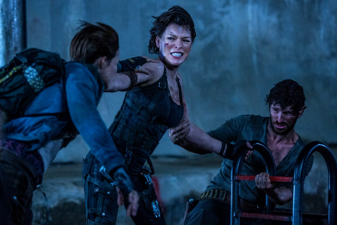 Resident Evil 6: Vierter deutscher Trailer - Bild 10 von 29