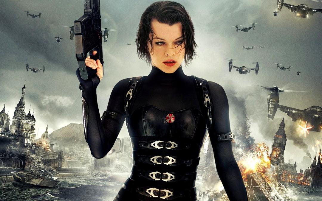 Resident Evil: Milla Jovovich in ihren heißesten Outfits - Bild 1 von 10