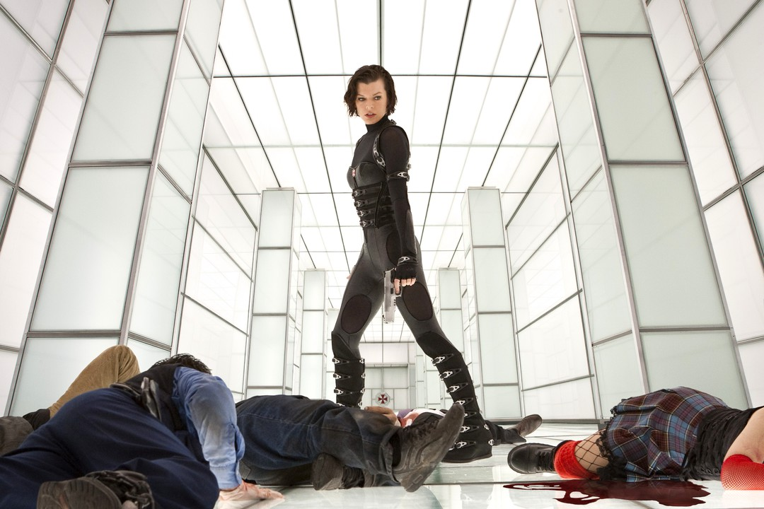 Resident Evil 6: Zweiter deutscher Trailer - Bild 3 von 10
