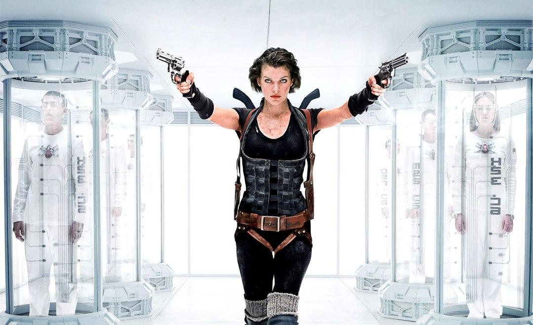 Resident Evil: Milla Jovovichs heißeste Outfits - Bild 5 von 10