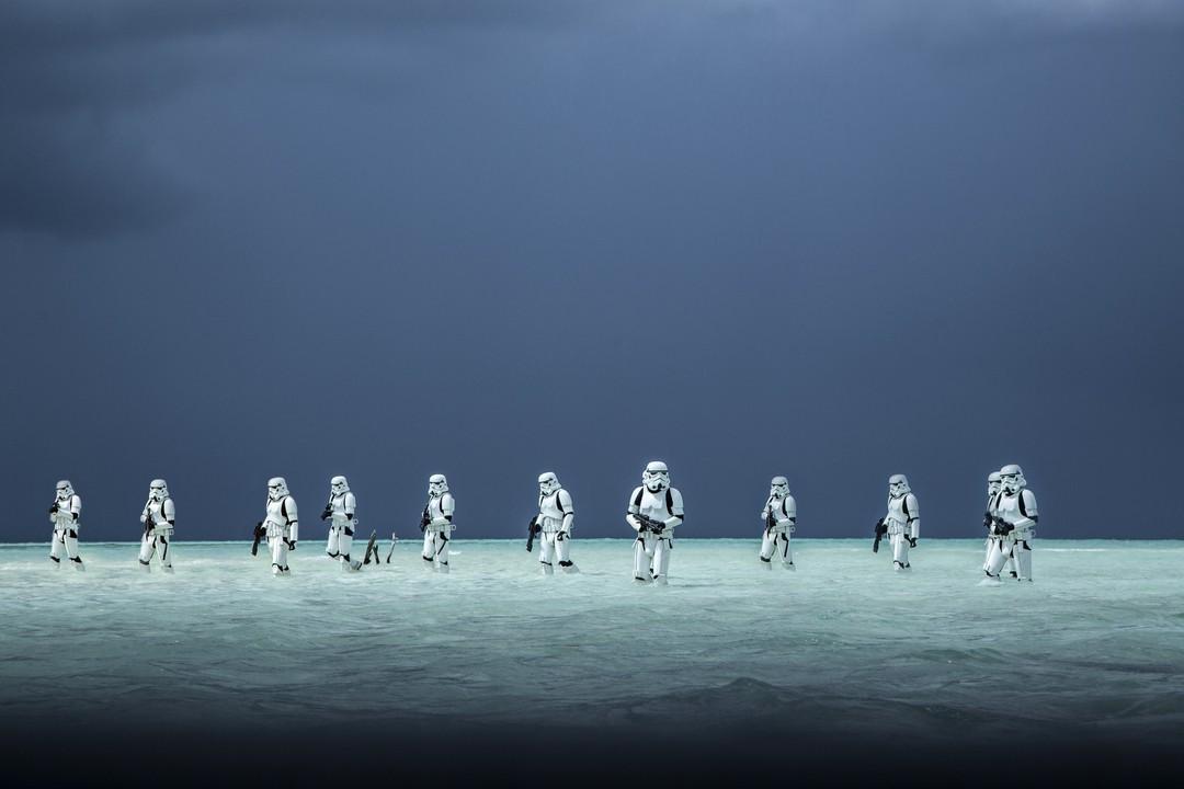 Rogue One erfolgreichster Kinostart des Jahres - Bild 30 von 84