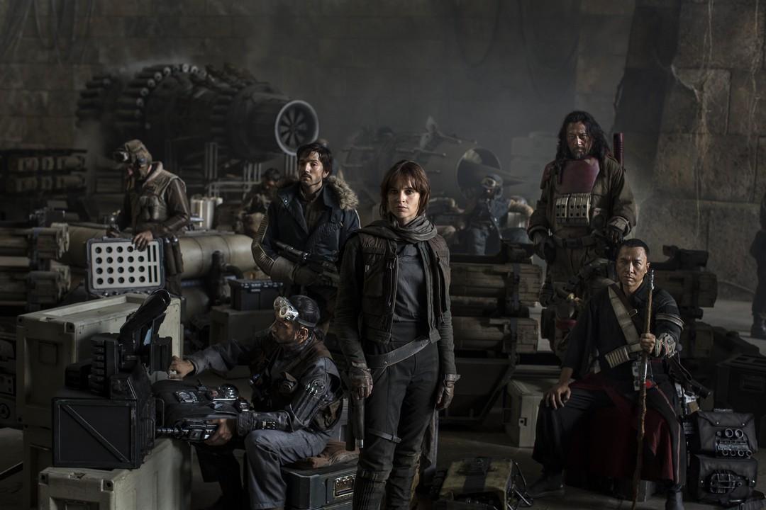 Star Wars Rogue One: Exklusiver Clip - Bild 57 von 84
