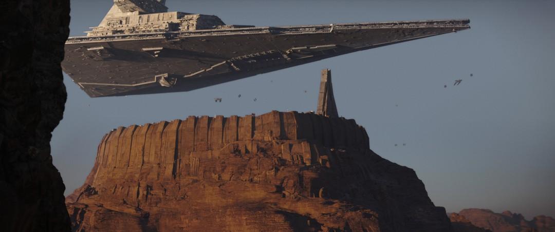 Star Wars Rogue One: Exklusiver Clip - Bild 71 von 84