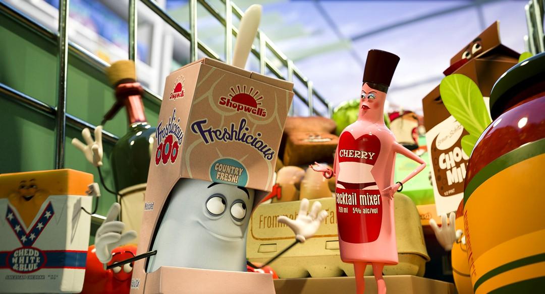 Sausage Party - Bild 4 von 20