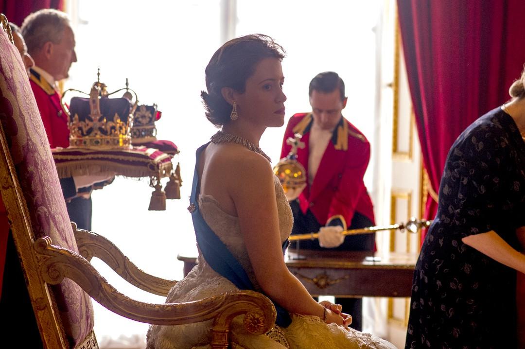 The Crown: erster Blick hinter die Kulissen der neuen Netflix-Serie - Bild 6 von 7