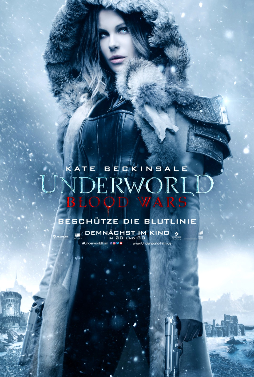 Underworld 5 Blood Wars: 3. deutscher Trailer - Bild 5 von 7