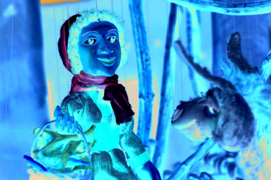 Weihnachtsgeschichte der Augsburger Puppenkiste - Bild 11 von 17