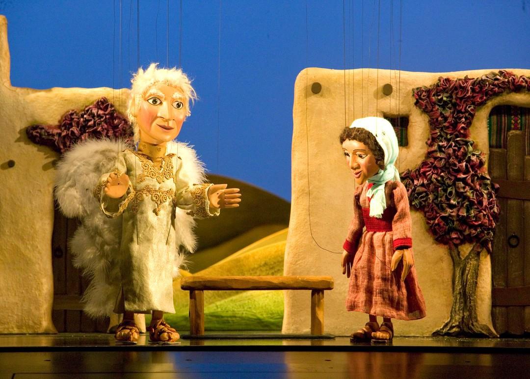 Weihnachtsgeschichte der Augsburger Puppenkiste - Bild 13 von 17