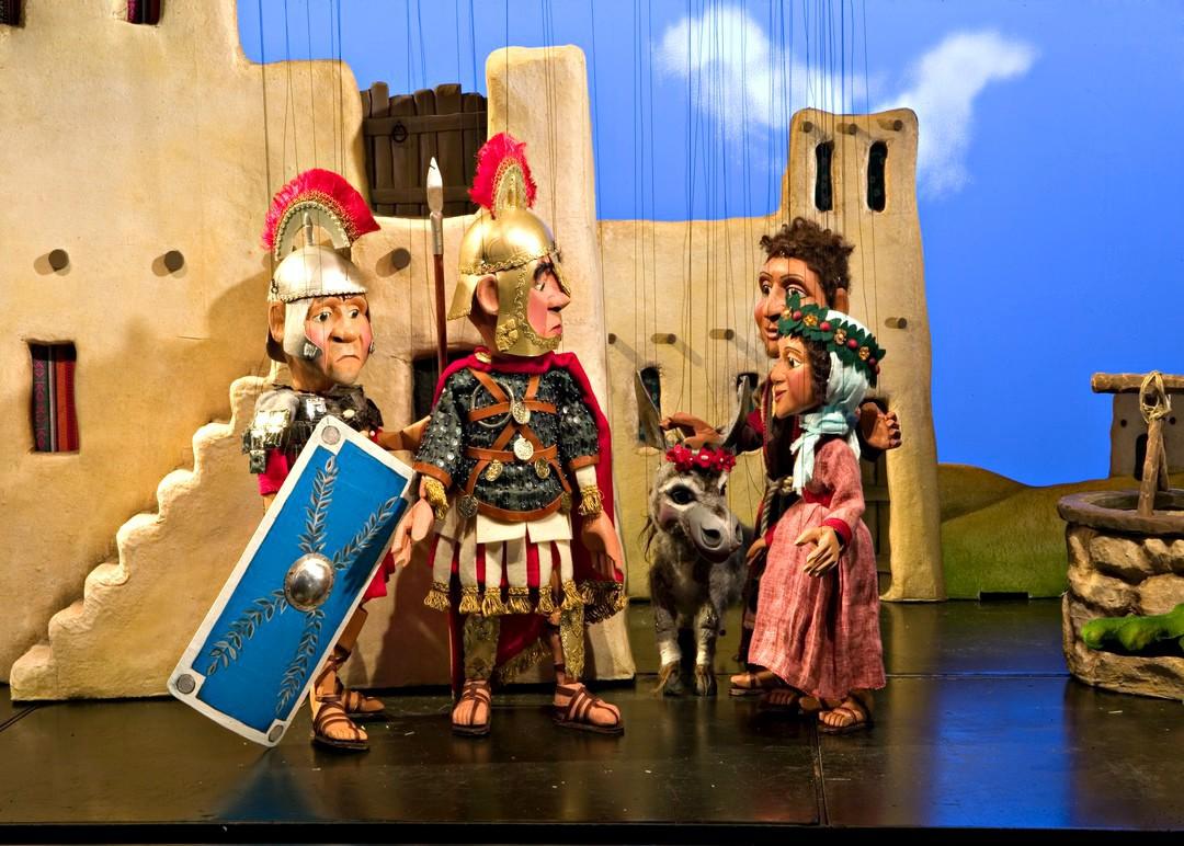 Weihnachtsgeschichte der Augsburger Puppenkiste - Bild 17 von 17