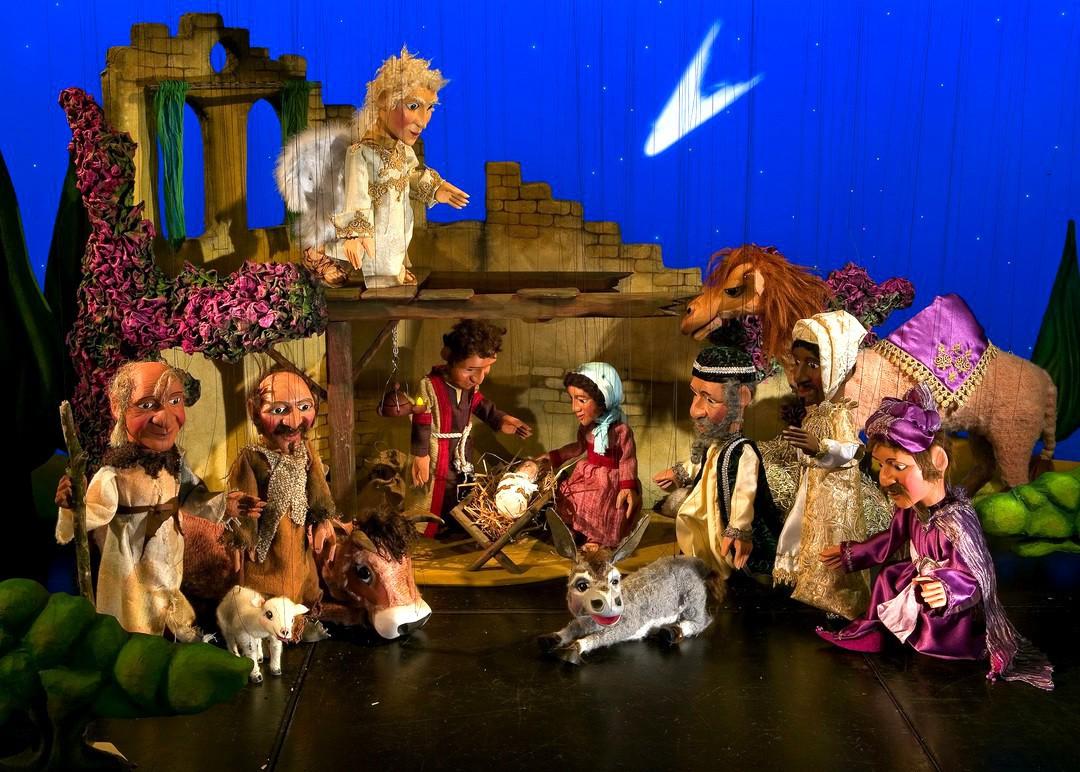 Weihnachtsgeschichte der Augsburger Puppenkiste - Bild 9 von 17