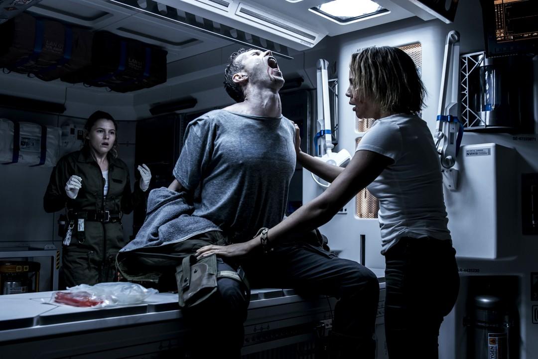 Alien Covenant: Neue Bilder zum Sci-Fi Horror - Bild 3 von 3