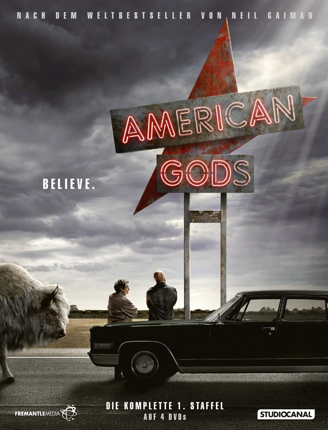 American Gods Folge 4