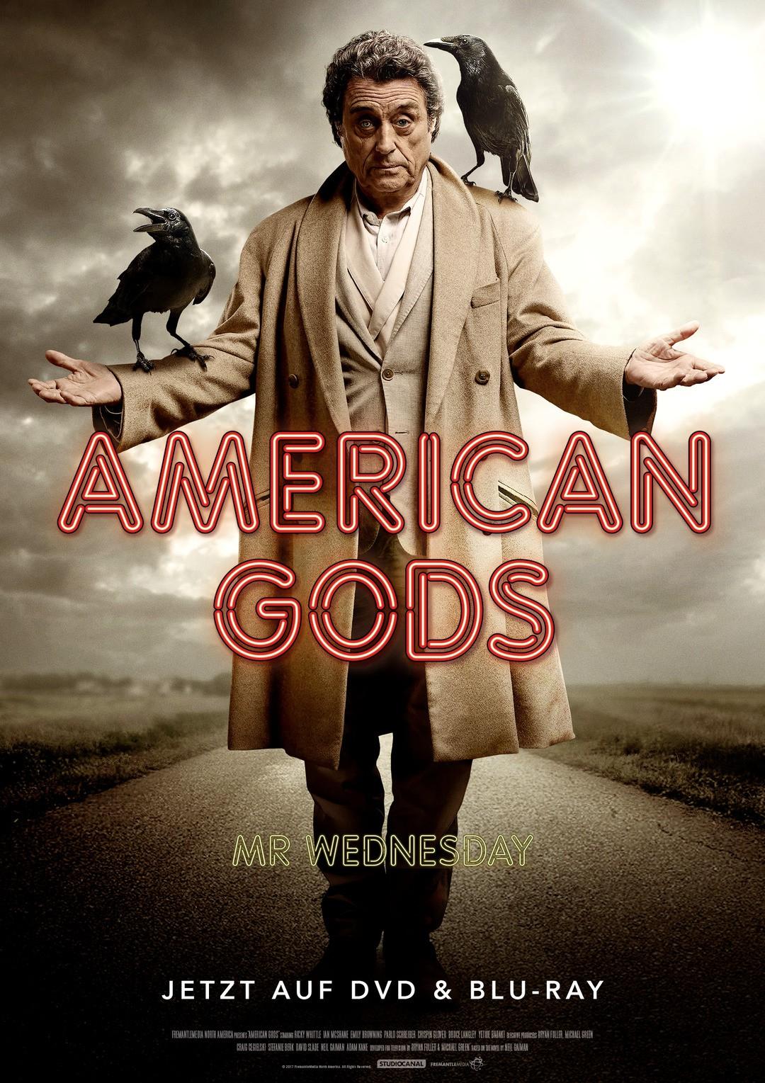 American Gods: Das sind die Götter - Bild 1 von 40
