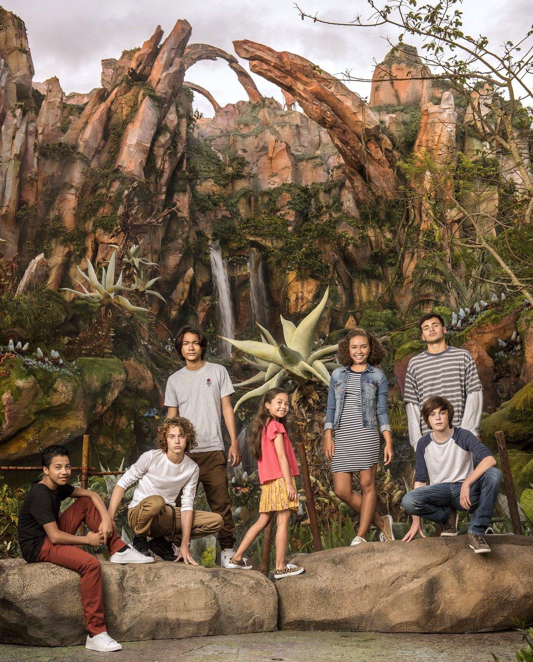 Avatar 2 Bis 5: Erstes Foto Der Neuen Schauspieler