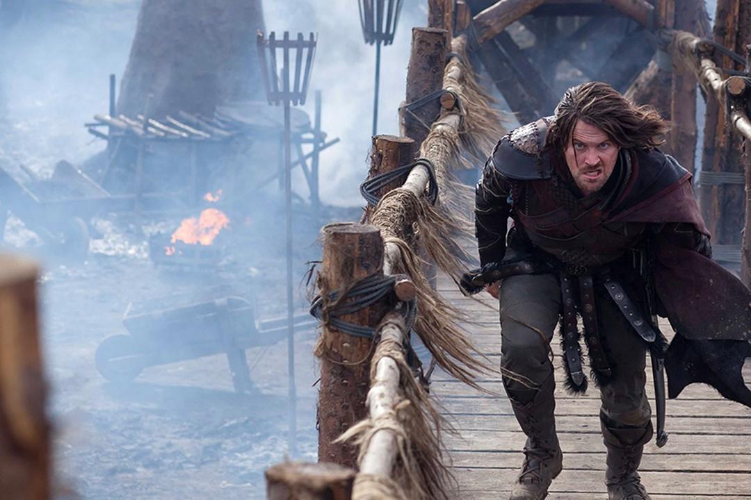 Beowulf: Deutscher Trailer zur Fantasy-Serie - Bild 4 von 5