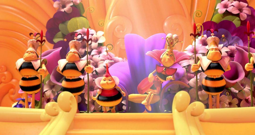 bild zu biene maja die honigspiele trailer biene maja die honigspiele bild 4 von 8. Black Bedroom Furniture Sets. Home Design Ideas