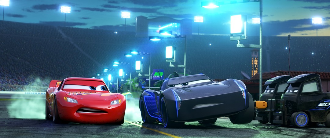 Cars 3 Trailer - Evolution - Bild 1 von 8