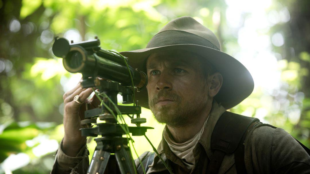 CinemaCon ehrt Charlie Hunnam als Male Star of the Year - Bild 1 von 18
