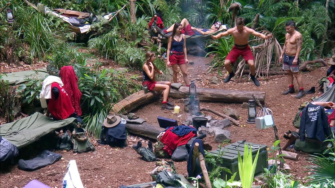 Dschungelcamp 2017 - Tag 5 - Schlangebiss bei Kader Loth - Bild 26 von 49