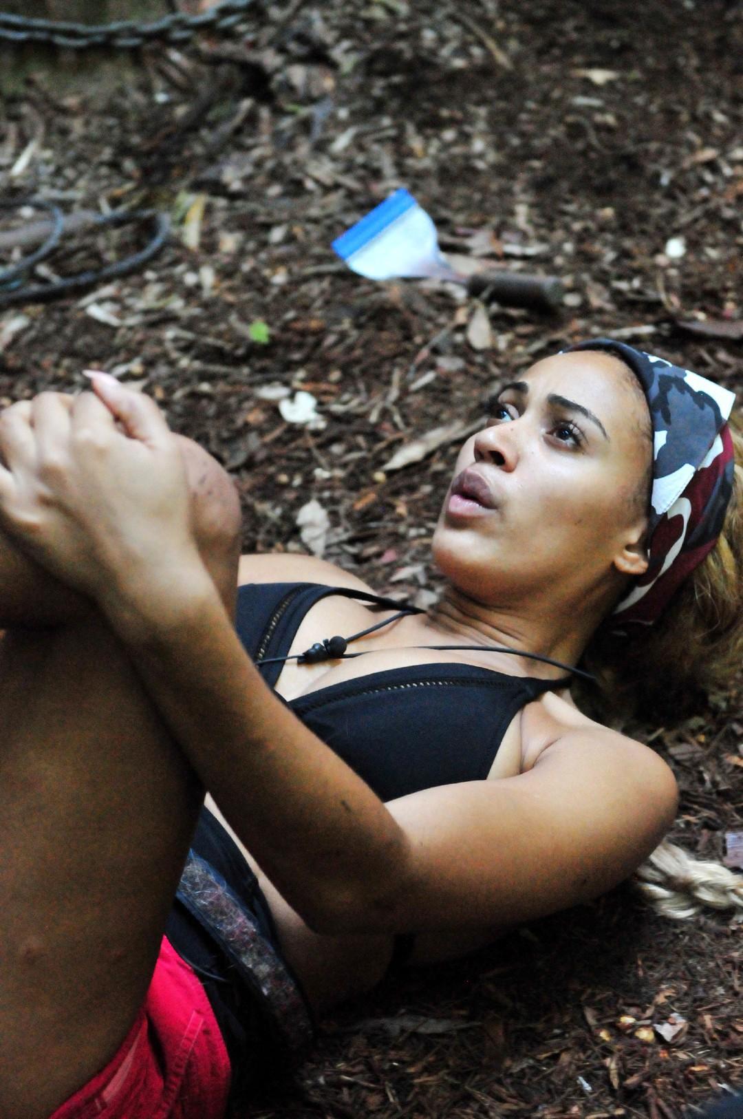 Dschungelcamp 2017 - Tag 5 - Schlangebiss bei Kader Loth - Bild 29 von 49