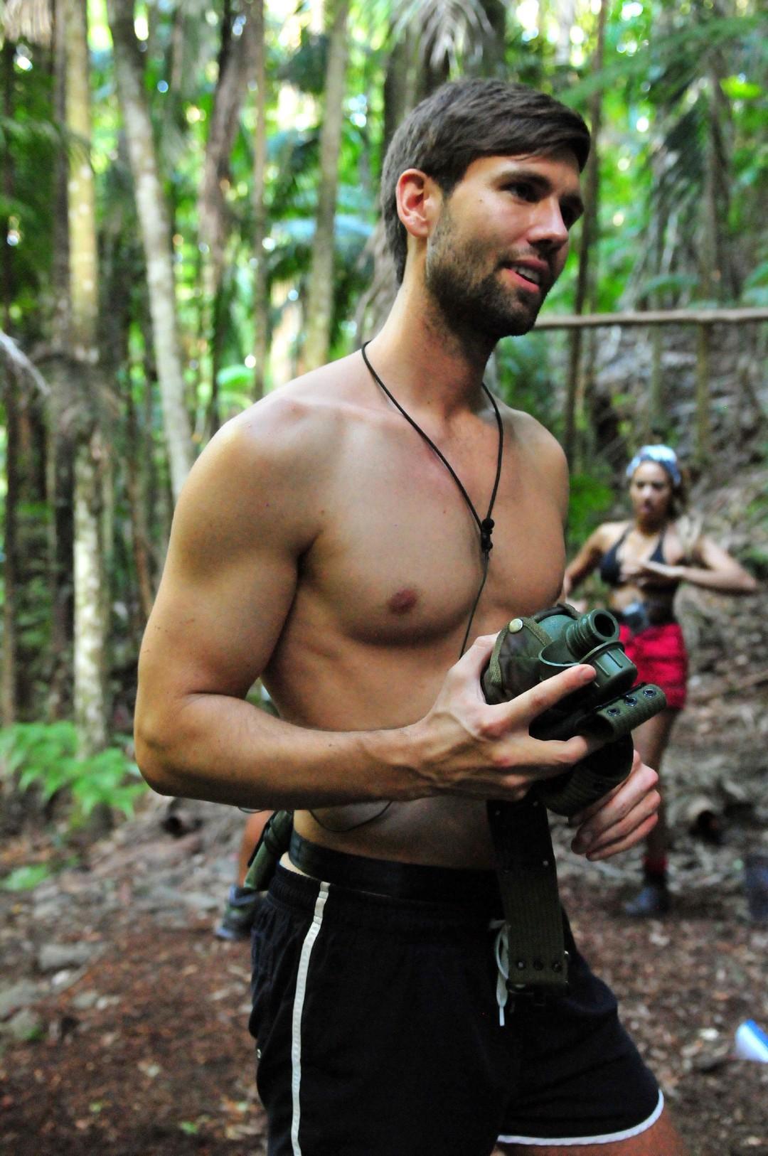 Dschungelcamp 2017 - Tag 5 - Schlangebiss bei Kader Loth - Bild 30 von 49