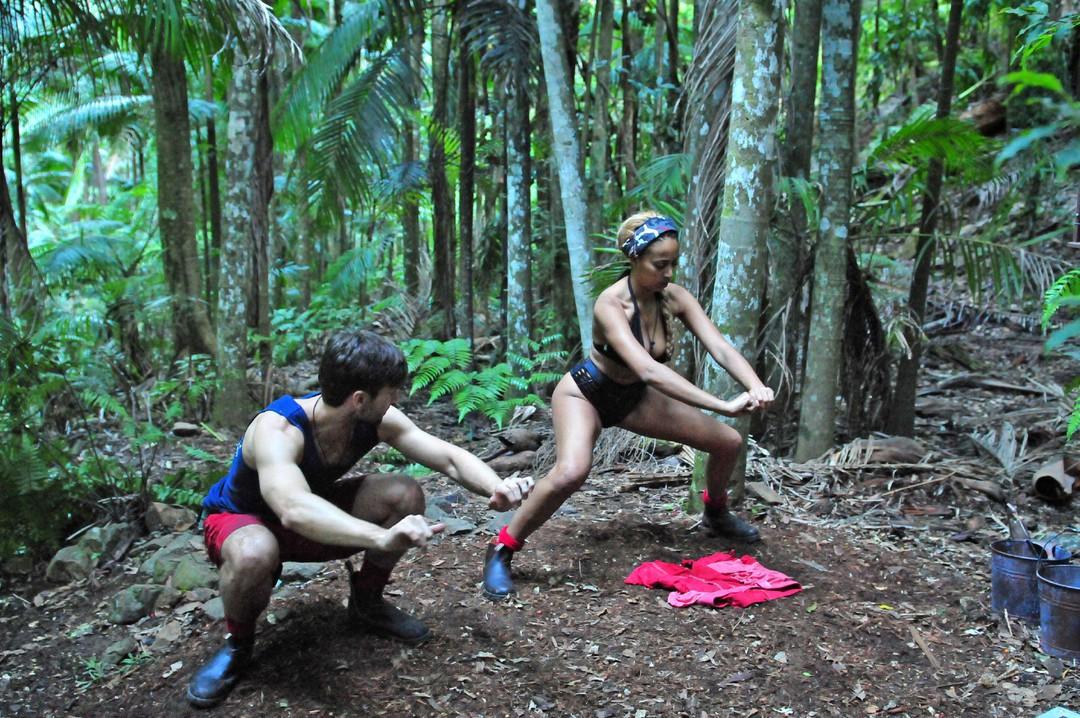 Dschungelcamp 2017 - Tag 5 - Schlangebiss bei Kader Loth - Bild 36 von 49