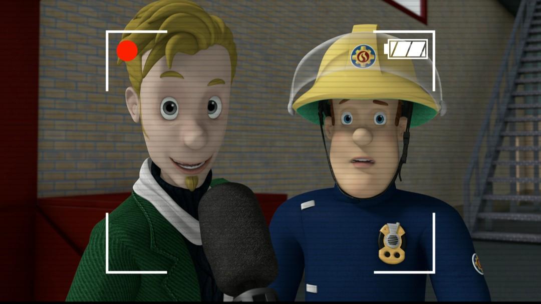 Feuerwehrmann Sam Trailer - Achtung Außerirdische - Bild 1 von 11