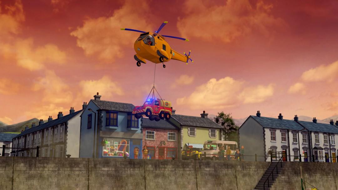 Feuerwehrmann Sam - Achtung Außerirdische - Bild 5 von 11