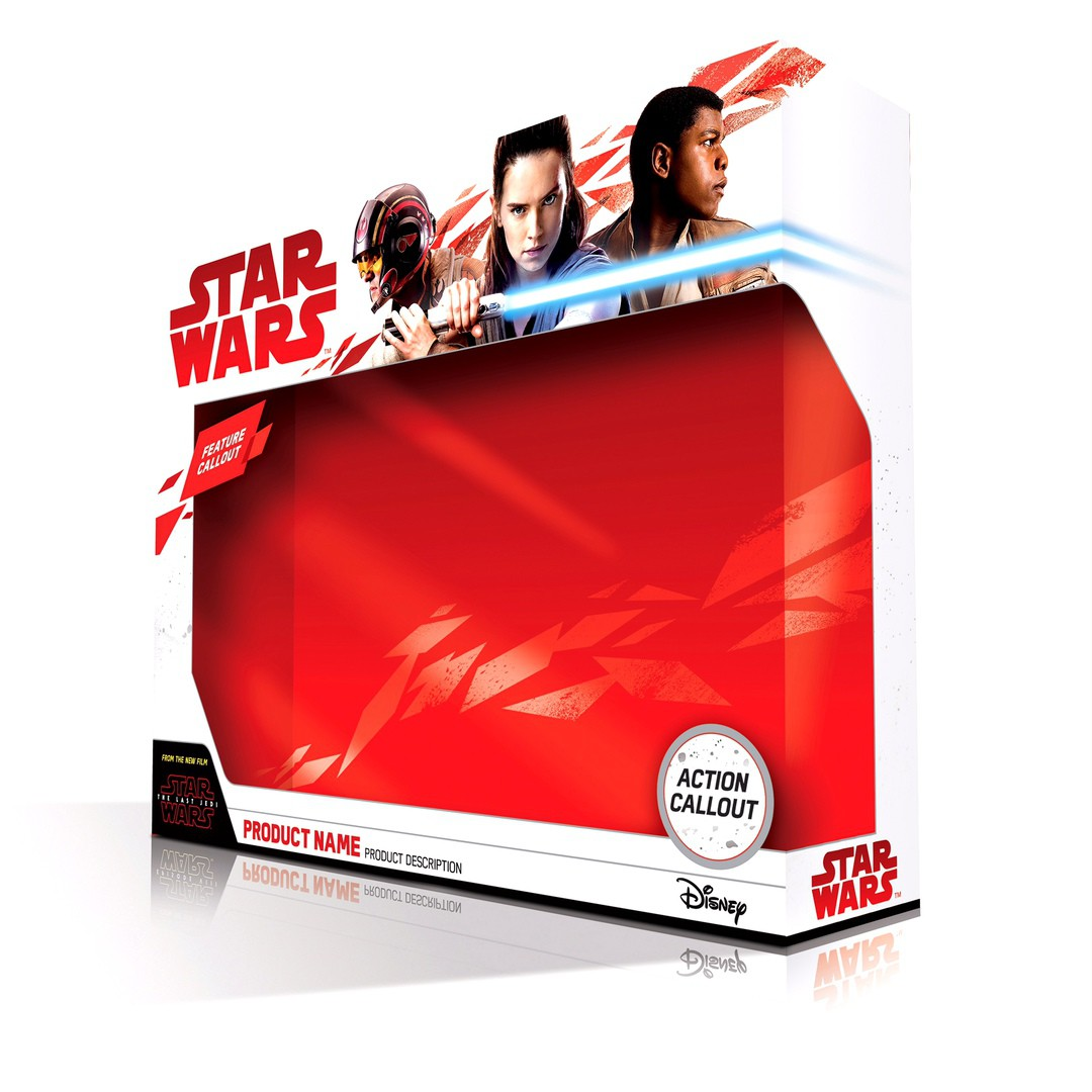 Alles zum Star Wars Force Friday II am 01. September 2017 - Bild 1 von 2