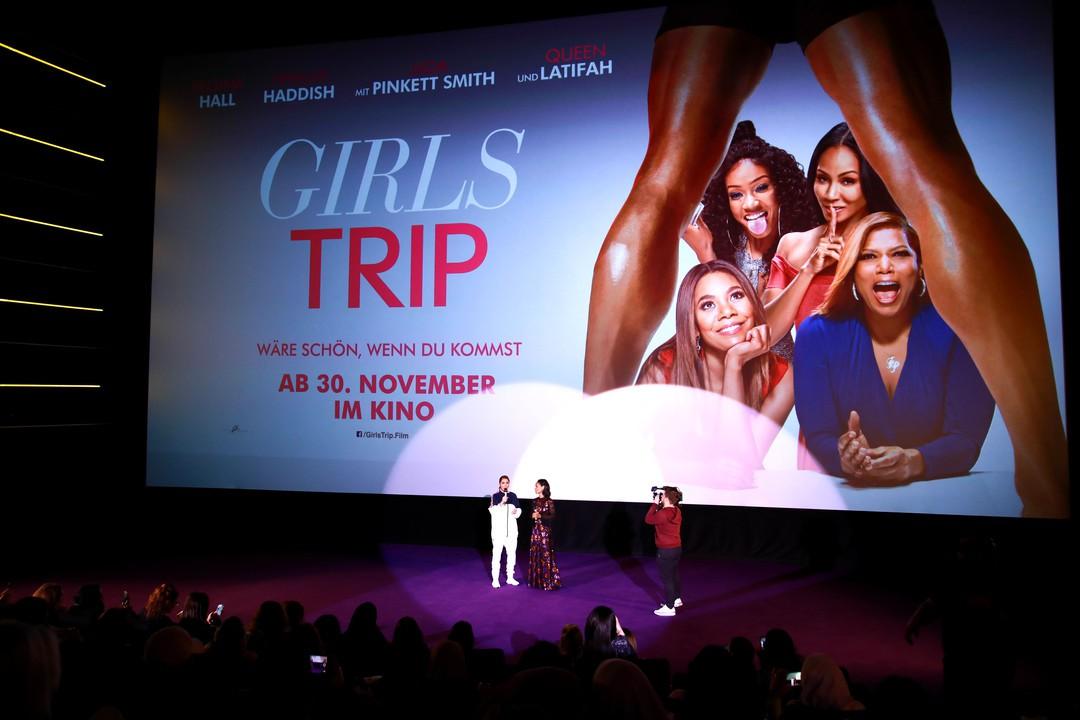 Girls Trip: Die besten Bilder der Premieren-Tour - Bild 1 von 34