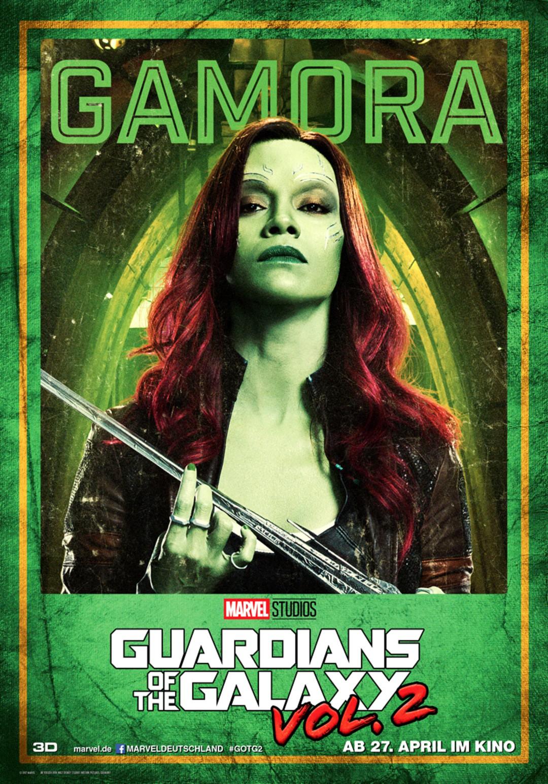 Guardians Of The Galaxy 2 - die neuen Charaktere - Bild 1 von 10