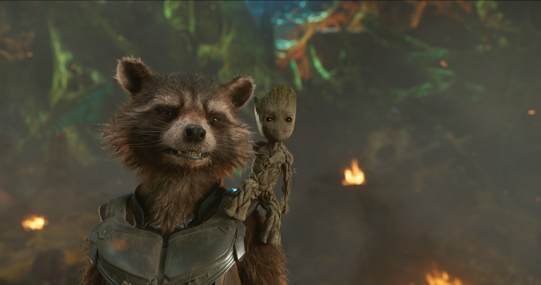 Fahri Yardim Exklusiv-Interview zu Guardians Of The Galaxy 2 - Bild 1 von 41