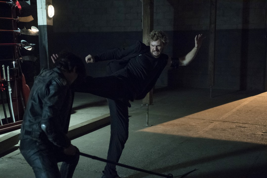 Marvels Iron Fist - Bilder zur Netflix-Serie - Bild 3 von 5