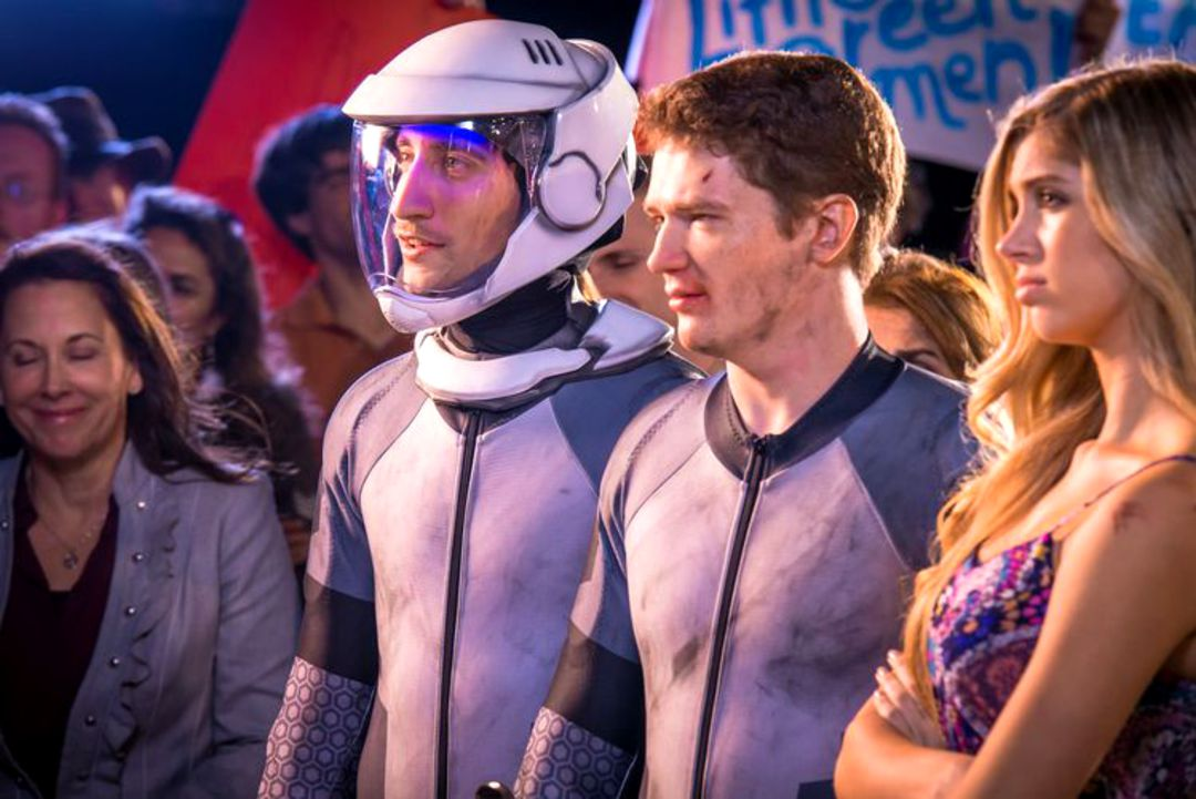 Lazer Team: Exklusiver Clip zur Sci-Fi Comedy - Bild 1 von 22
