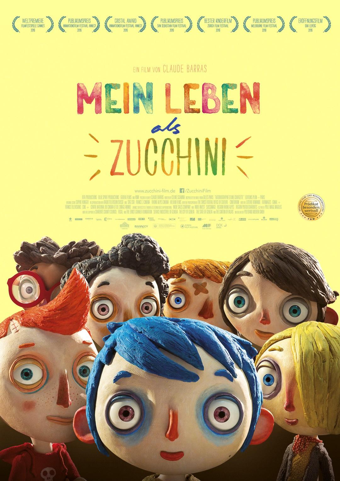 Mein Leben Als Zucchini - Bild 9 von 9