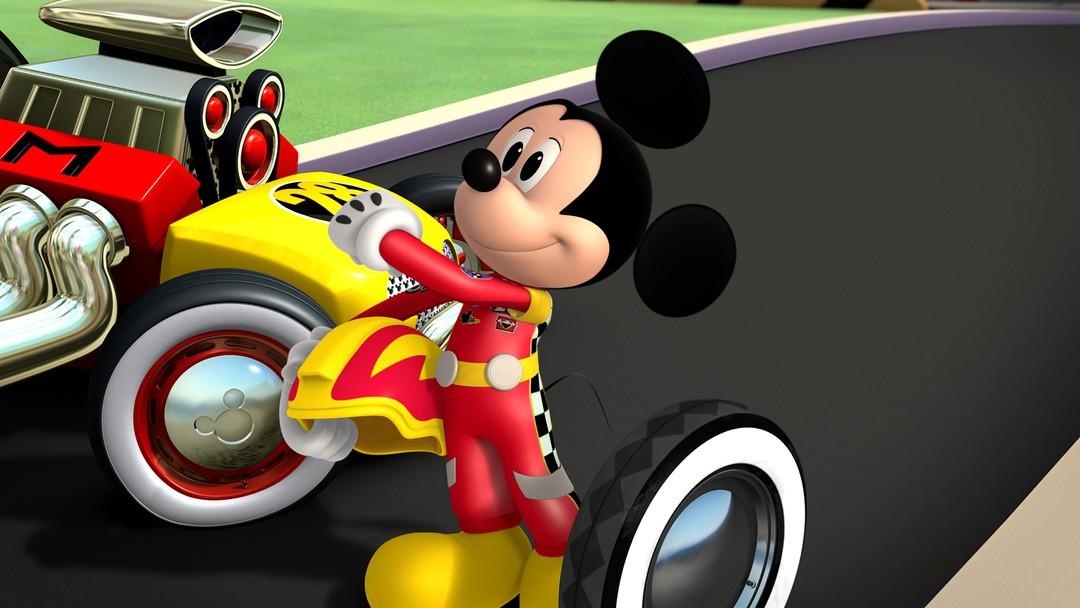 Micky Und Die Flinken Flitzer: neue Serie im Disney Channel - Bild 1 von 6