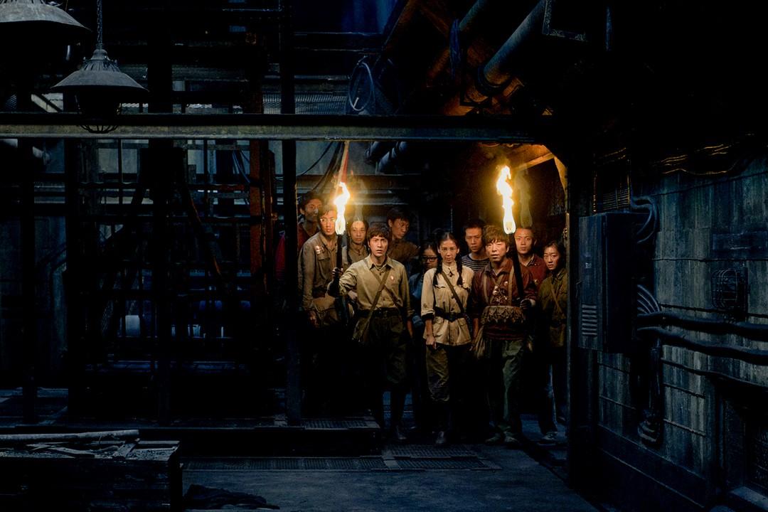 Mojin: Action-Trailer zum Blockbuster aus China - Bild 11 von 16