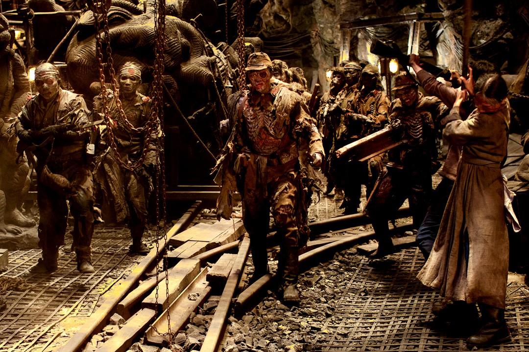 Mojin: Action-Trailer zum Blockbuster aus China - Bild 12 von 16