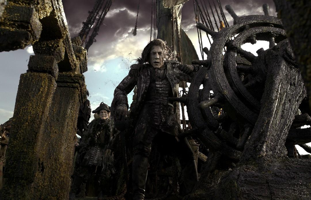 Pirates Of The Caribbean 5: Sneak Peak und Clips - Bild 1 von 34