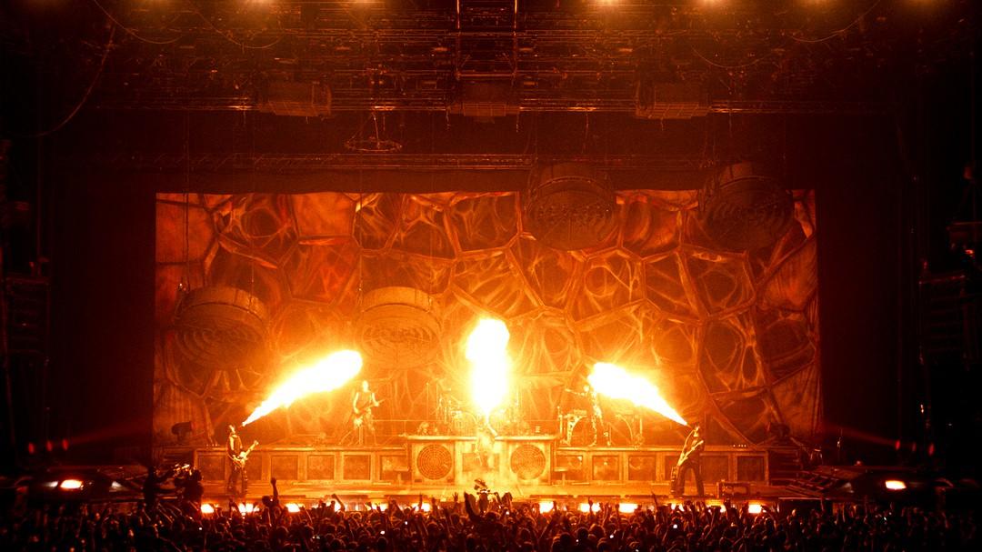 Rammstein: Paris - Bild 2 von 10