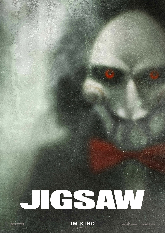 Jigsaw: Neue Filmplakate und Bilder zu Saw 8 - Bild 1 von 13