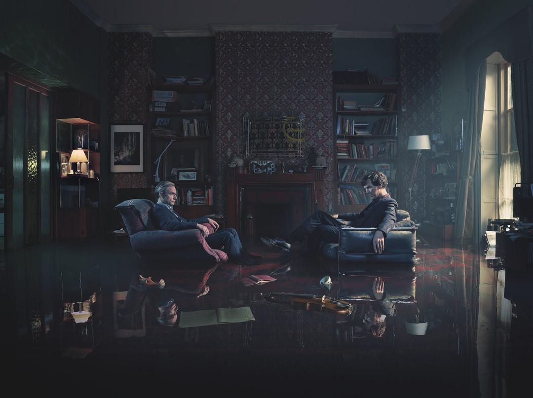 Sherlock Staffel 4 Trailer - Bild 1 von 6